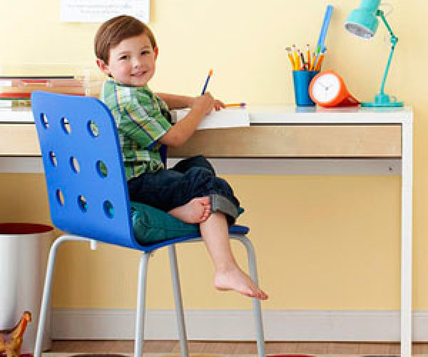 Creating a homework space that is productive and fun